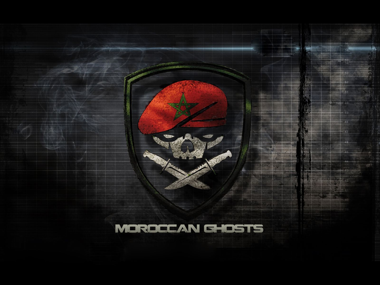 Moroccan Ghosts South African Sites Hacked First Army Wallpaper