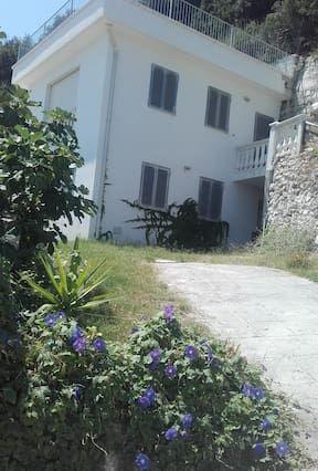villa falesia case in affitto a Vieste Airbnb, Villa