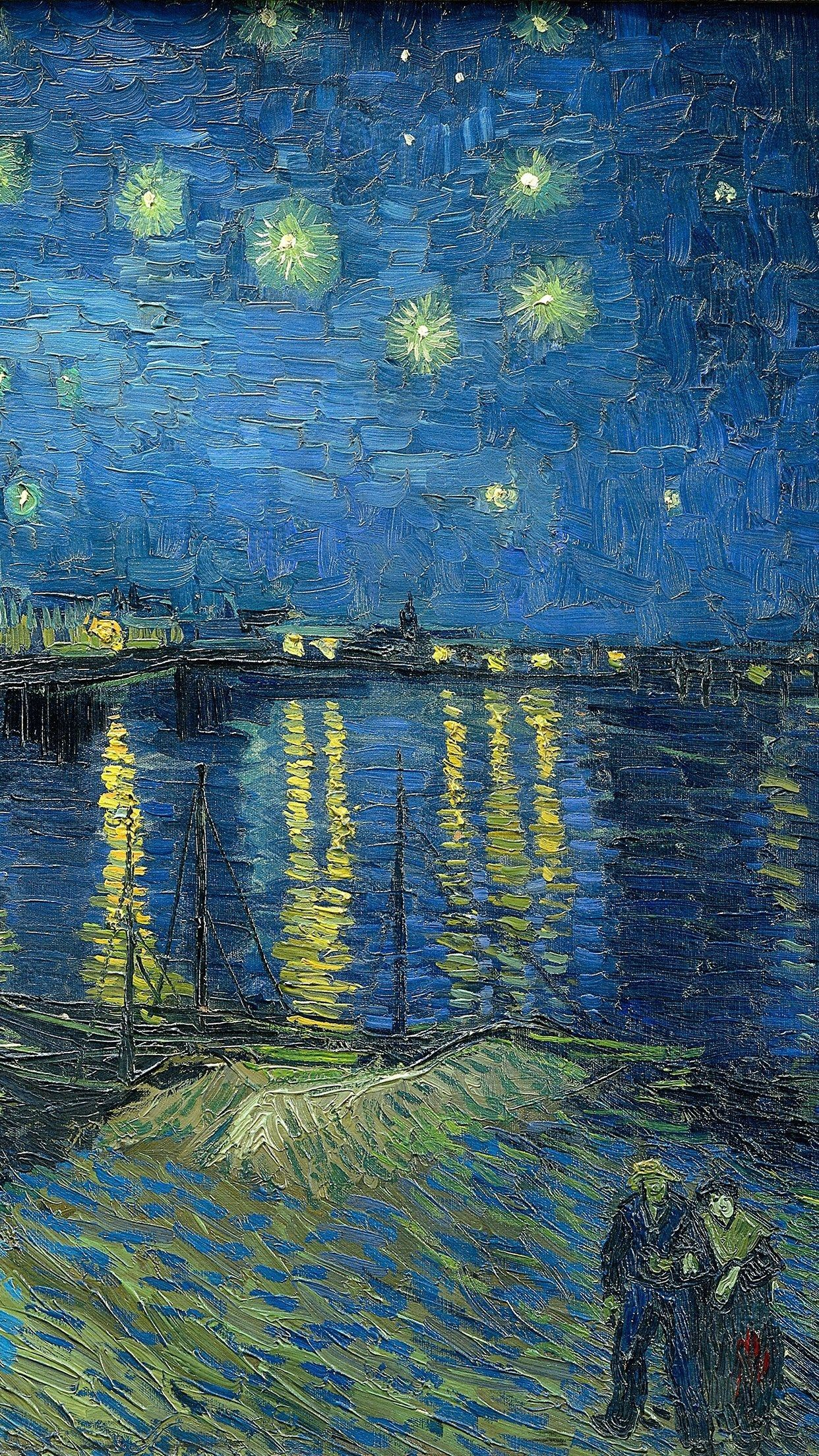 54+ Van Gogh Wallpapers on WallpaperPlay in 2020 Van