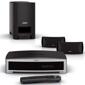 Bose 3 2 1 Series Iii Dvd Home Entertainment System By Bose 599 00 For Movies For Music From Bose Home Theater System Home Theatre Sound Bose Home Theater