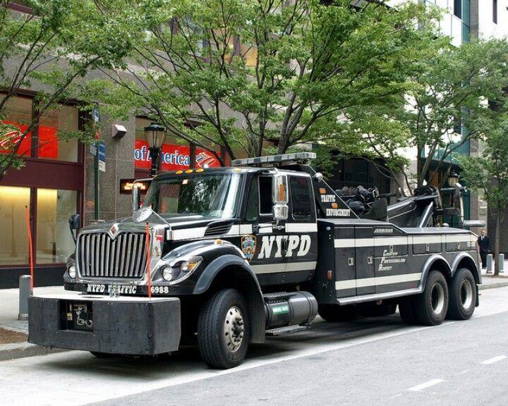 International - NYPD