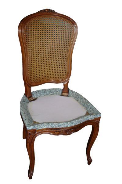 chaise en cours de moussage tapissier pinterest fauteuil chaise et chaise fauteuil. Black Bedroom Furniture Sets. Home Design Ideas