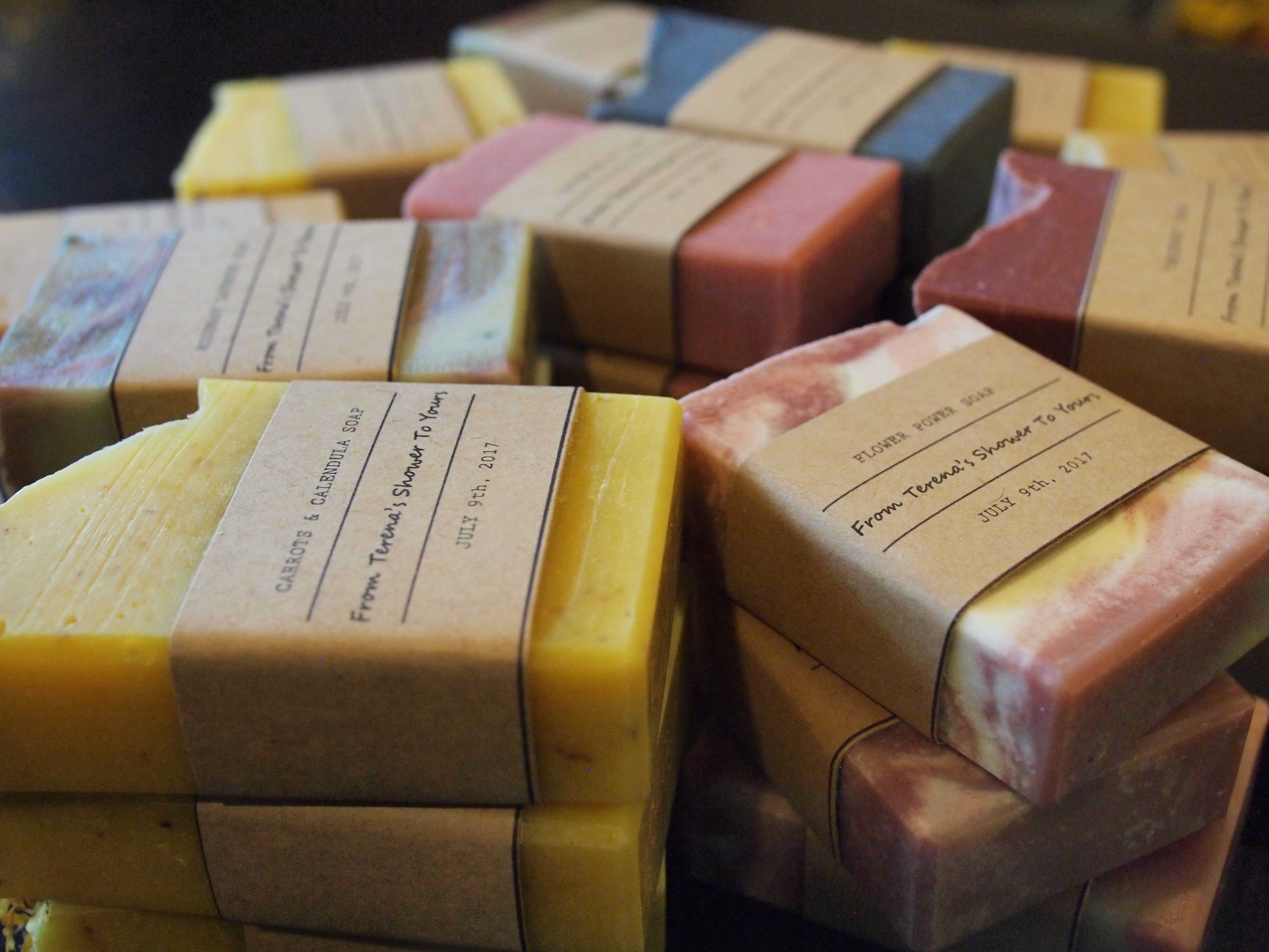 15 oz bridal shower soaps by botany barn canada