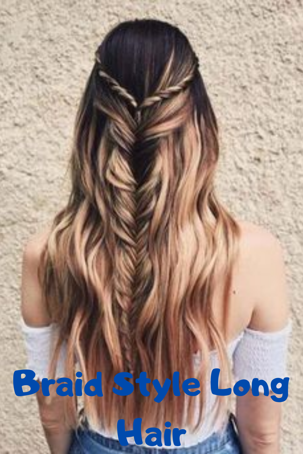 Braid Style Long Hair Di 2020