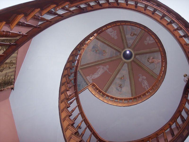 Best Ann Starrett Mansion A Mysterious Three Tiered Spiral 640 x 480