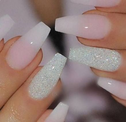 31 ideas for nails acrylic coffin medium ombre nails