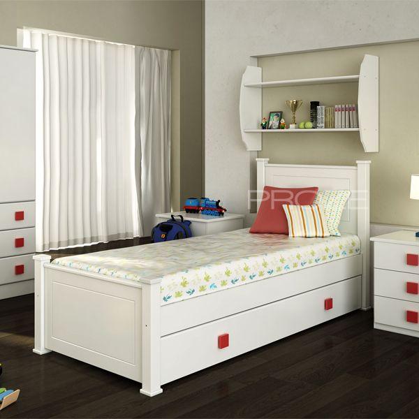 Camas y divanes cama 1 plaza laqueada recta 2 casa pinterest - Camas divanes juveniles ...