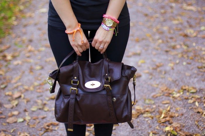 My favorite bag  http://placefordreams.blogspot.fi
