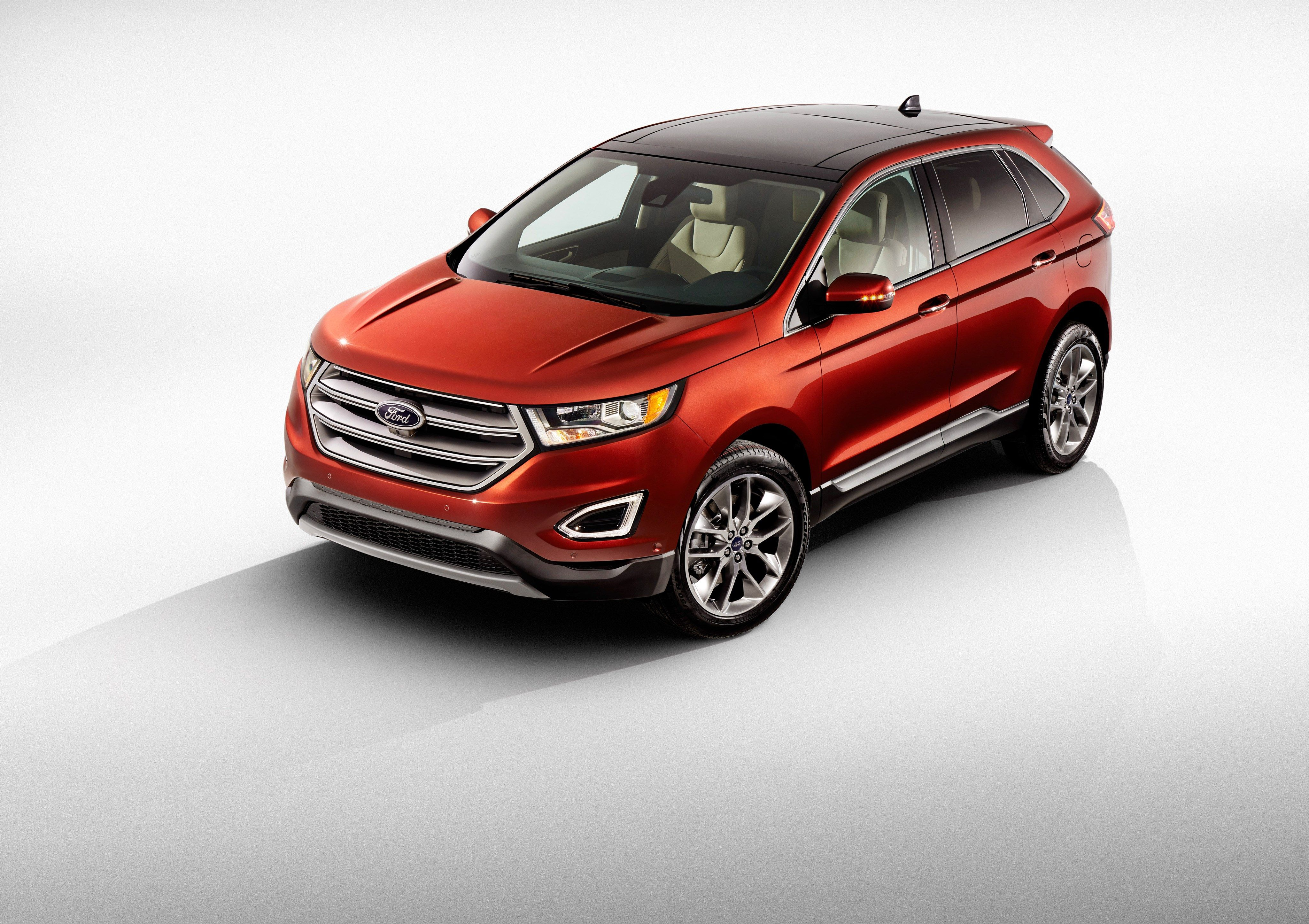 Are You Looking To Buy New Ford Car The All New Ford Edge Astonishing Performance With Three Powerful Engines Adaptive Cruise Control Lane Keeping System