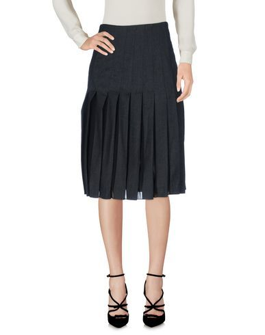 SANDRO Knee length skirt - Skirts #knielangeröcke