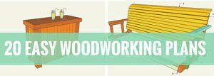 Free Woodworking Plans MyOutdoorPlans
