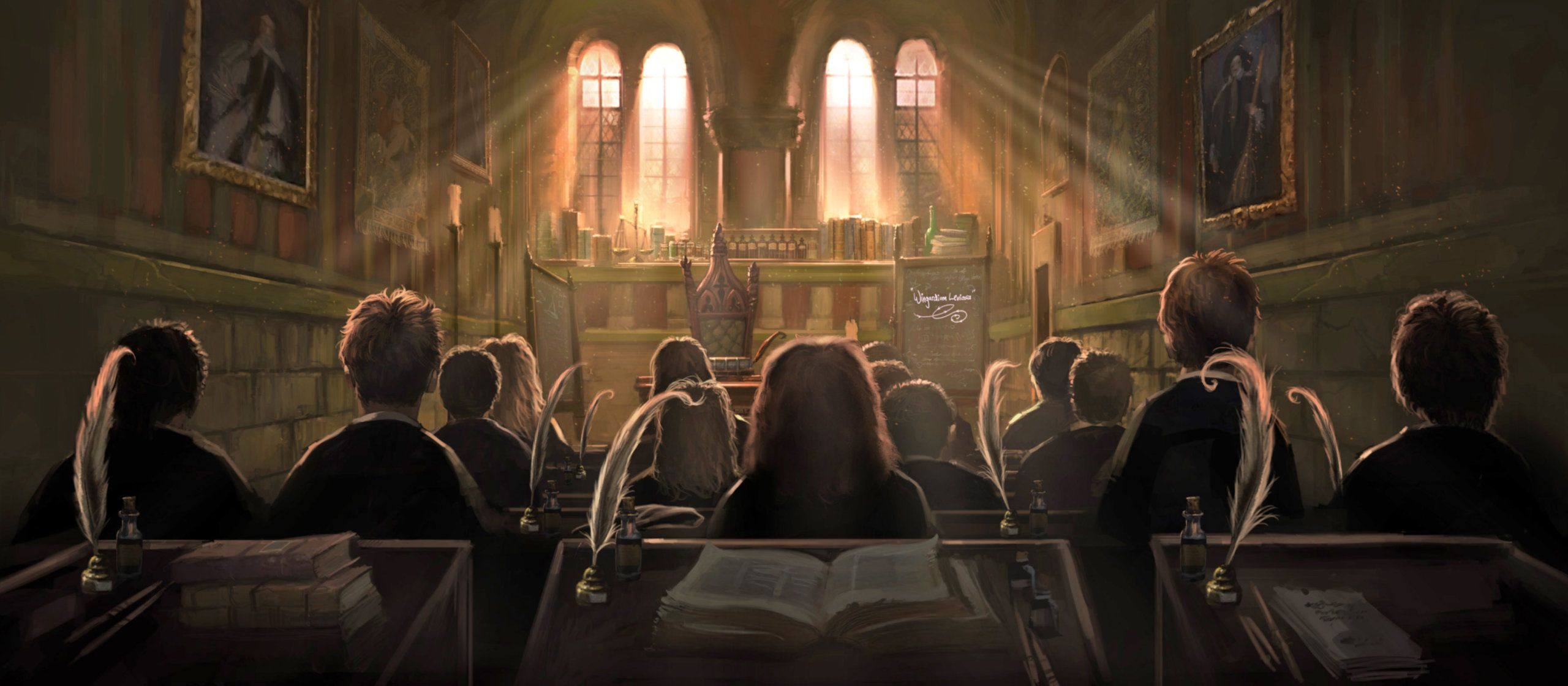 harry potter potions room - Buscar con Google