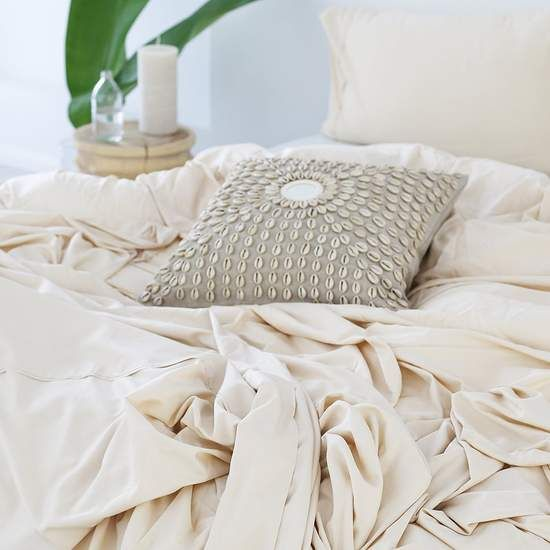 Bamboo Sheet Set   Latté | Queen Size Sheets, King Size Sheets And Flat  Sheets