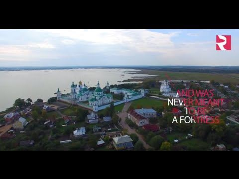 Great footage of one of the oldest towns in Russia - Rostov the Great