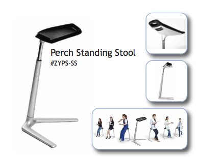 4 Standing Desks Is a Stitz standing stool a good compromise to