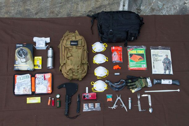 TUUSK: The Ultimate Urban Survival Kit | The Bug Out Bag Guide | Urban  survival kit, Urban survival, Survival prepping