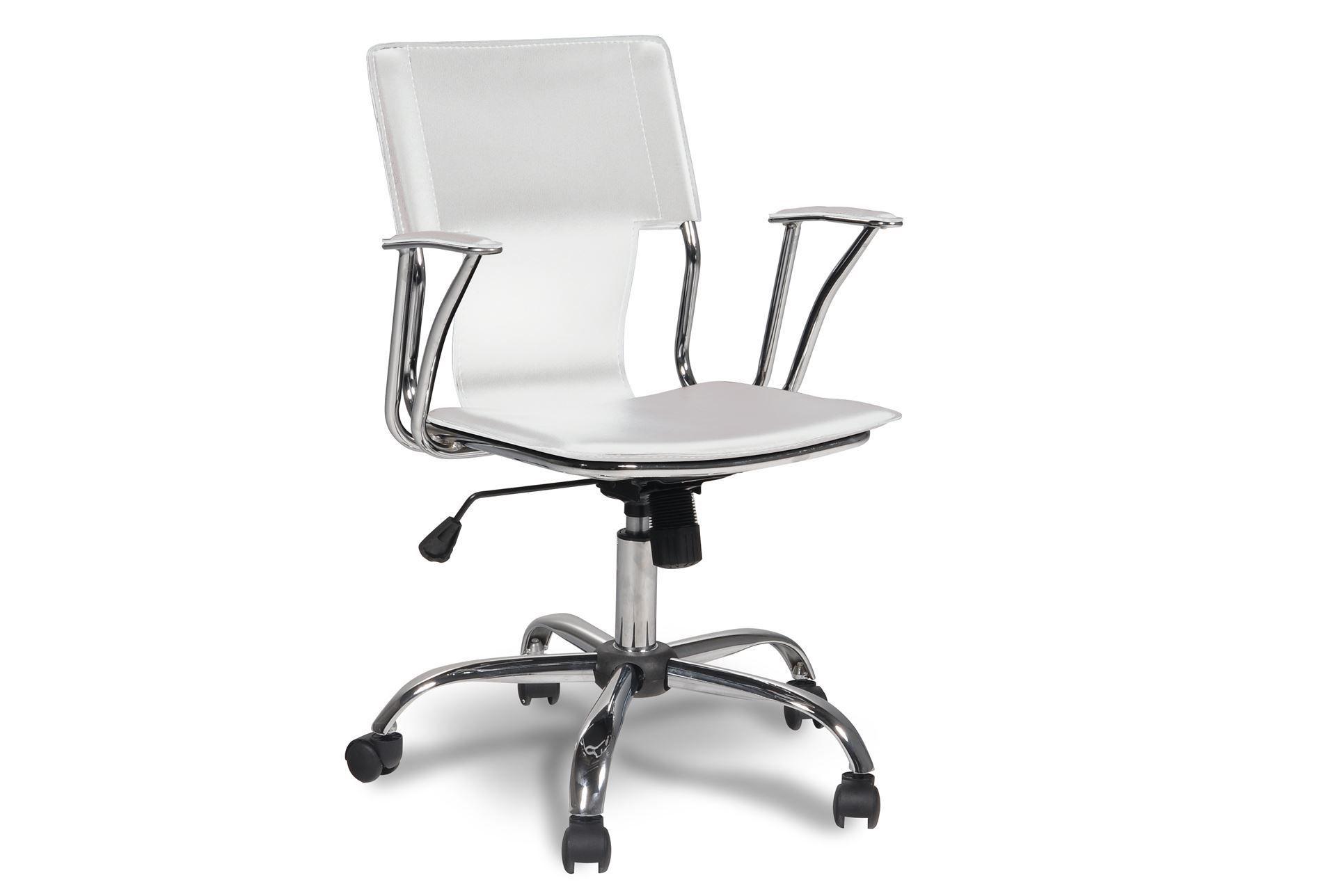 Living Es Dorado White Office Chair E Pinterest And