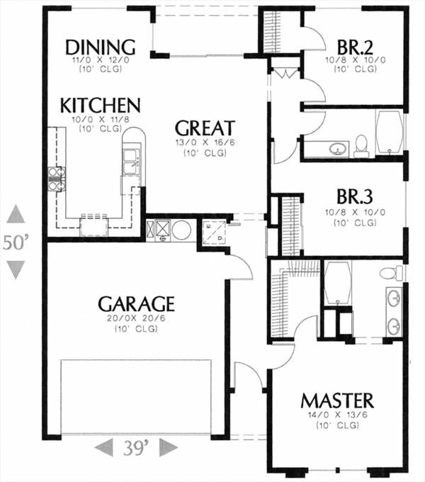 Here Is A 3 Bedroom House Perfect For A Growing Family! (All ...