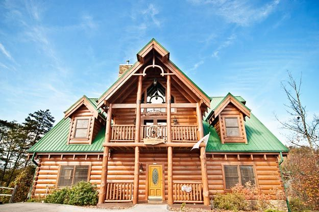 Pigeon Forge TN Log Rental Cabins And Gatlinburg Cabins Rental Near  Dollywood In Tennessee, Smoky