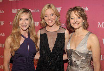 Fine Holly Hunter Elizabeth Banks And Jodie Foster 2009 Talented Short Hairstyles Gunalazisus