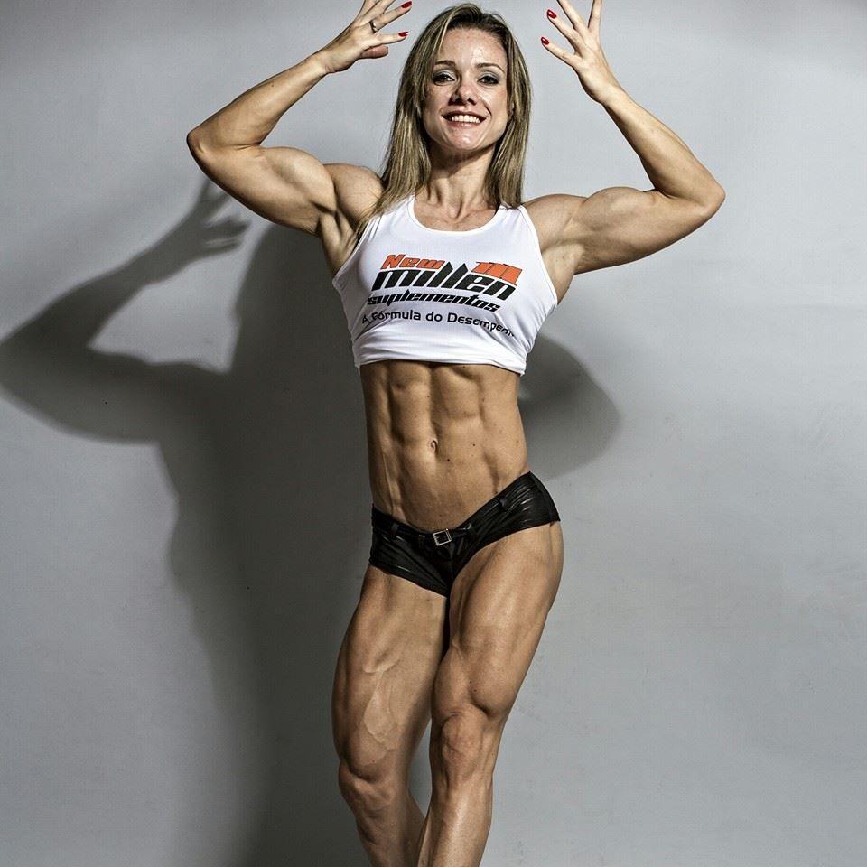 Marjorie Beck | Fitastic | Pinterest | Bodybuilder, Female ...