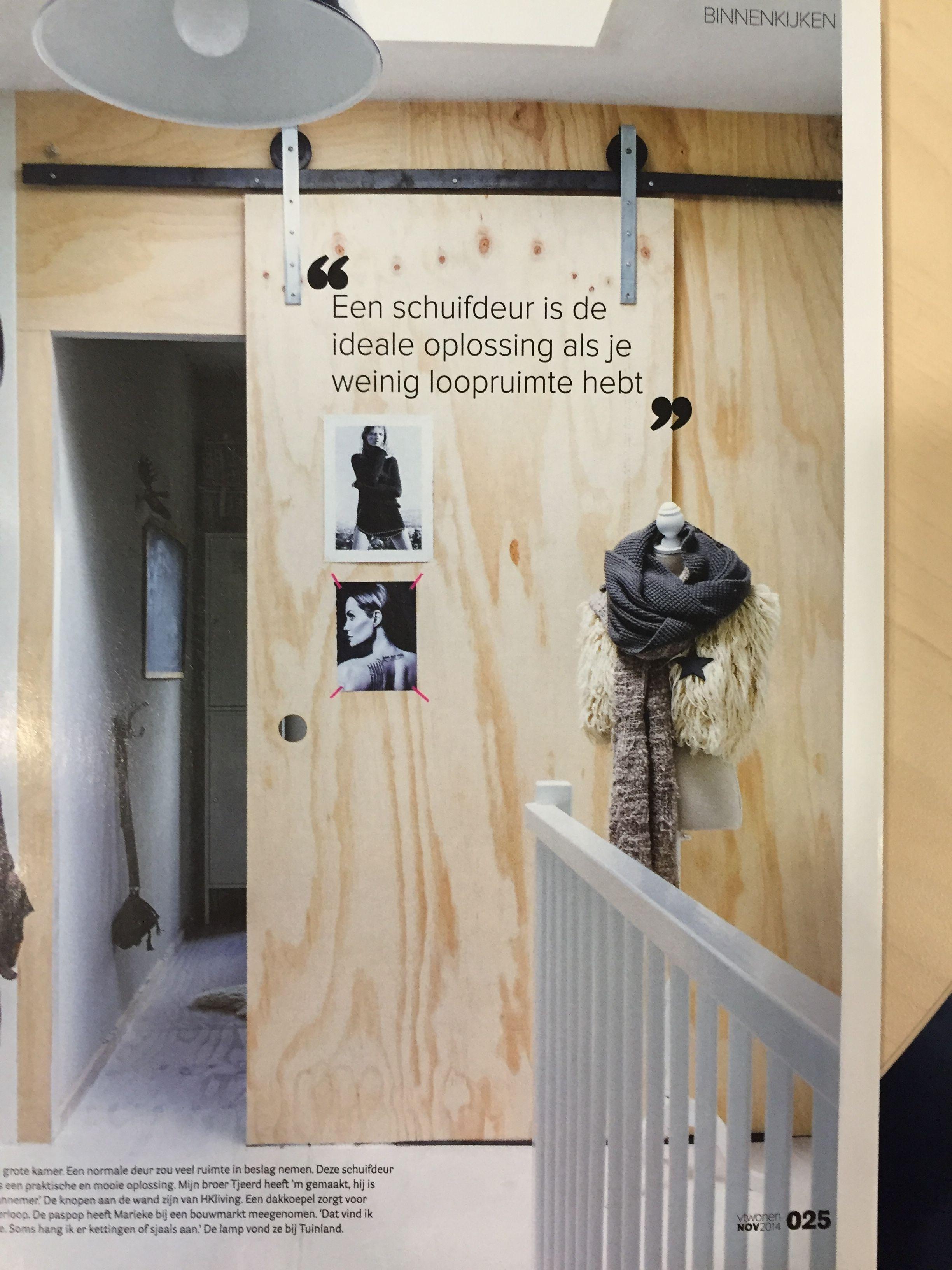 underlayment schuifdeur * geen goede isolatie voor geluid, wel, Deco ideeën