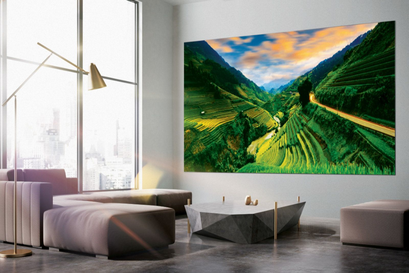 Samsung S Giant Wall Tv Now Comes In Four More Sizes Large