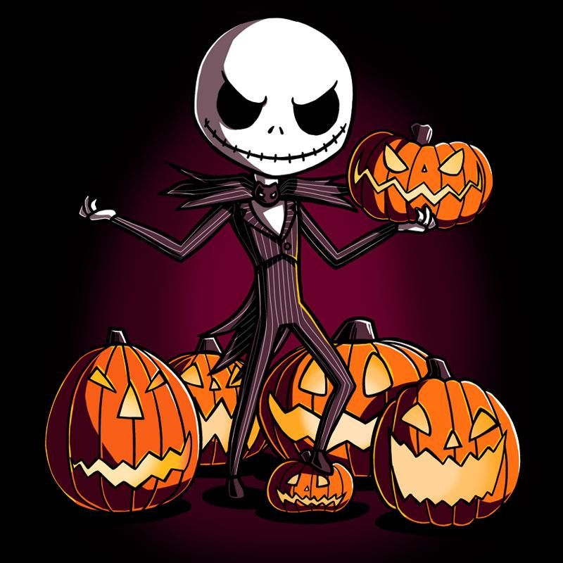 Jack Skellington The Pumpkin King T Shirt Official The Nightmare Before Christmas Tee In 2020 Nightmare Before Christmas Wallpaper Nightmare Before Christmas Tattoo Nightmare Before Christmas Halloween