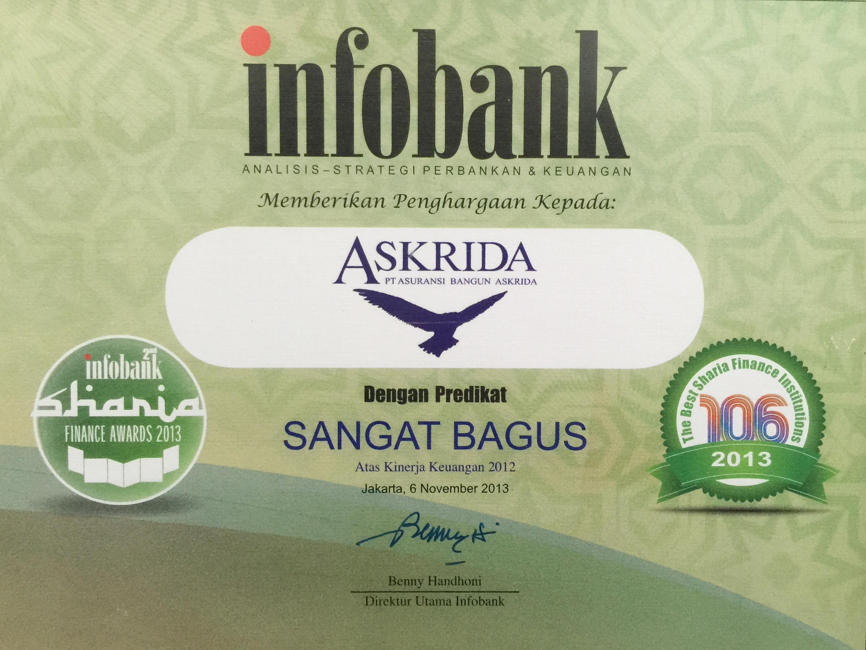 ASURANSI SYARIAH KEUANGAN TERBAIK 2013 Keuangan, Asuransi