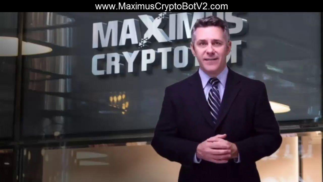 Kim Maximus CryptoBot Autotrader Review MaximusCryptoBot