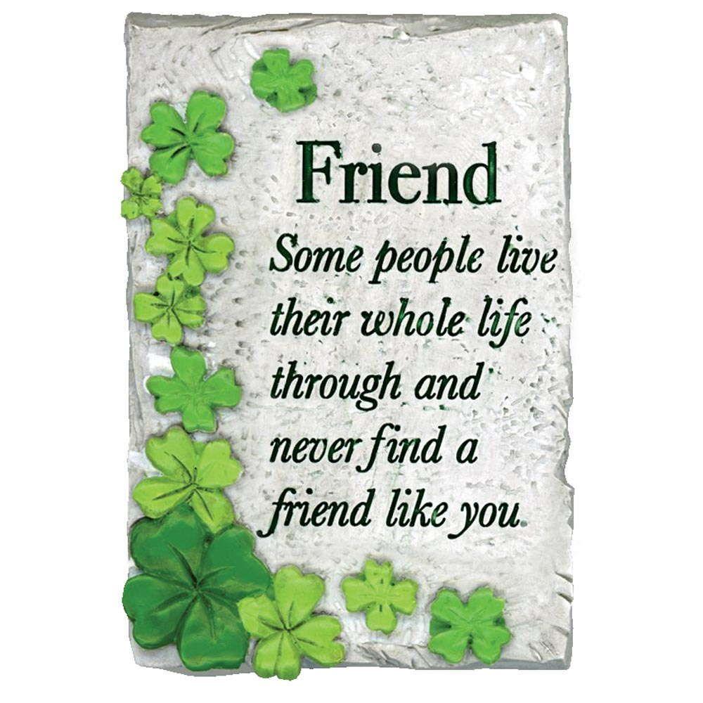 Friend Stone Magnet   quotes and sayings   Pinterest   Irish, Irish ...