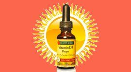 Our 99% Organic Liquid formula contains 5000 IU's of Vitamin D3 n organic extra virgin olive oil. Vitamin D deficiency may be the most common medical condition in the world.
