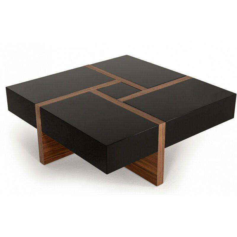 Oney Coffee Table With Storage In 2020 Coffee Table With Storage