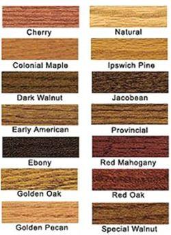 Wood Grain Color Chart Google Search Red Oak Wood
