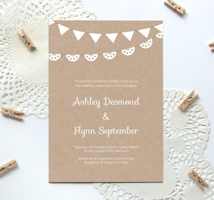 40+ Free Must Have Wedding Templates for designers! Free PSD - downloadable invitation templates