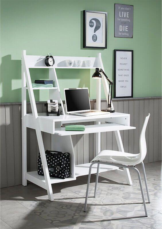 Home Affaire Schreibtisch. Praktisch Und Schick Zugleich. Dieser  Schreibtisch Ist Perfekt Für Kleine Räume