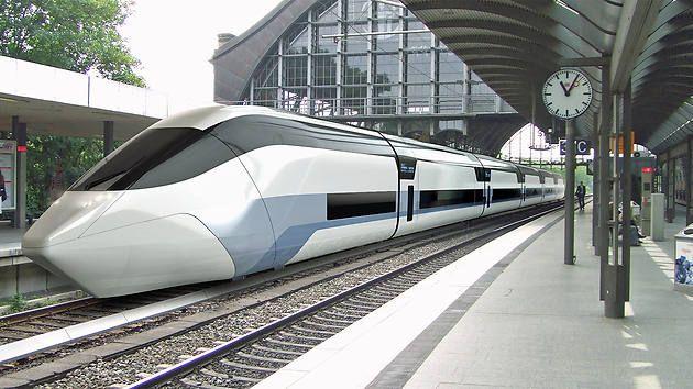 """400 Stundenkilometer schnell, doppelstöckig, energiesparend: Das DLR Göttingen, initiierte das Projekt """"Next Generation Train"""""""