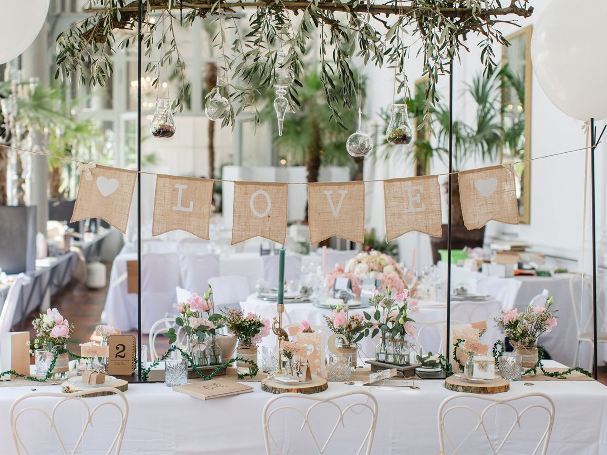 Natural Wedding Inspiration Die Schonste Deko Naturalwedding