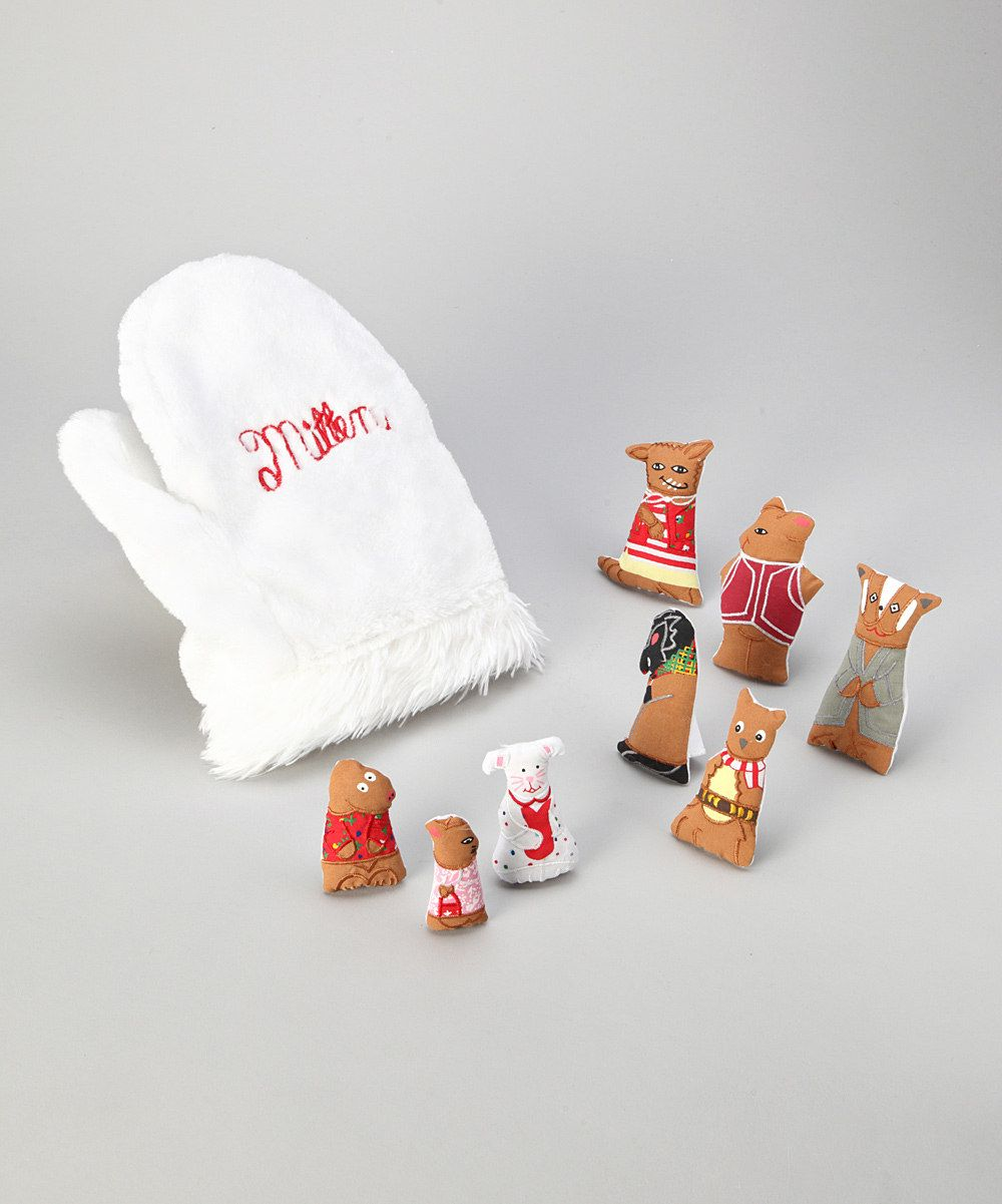 Playset for The Mitten