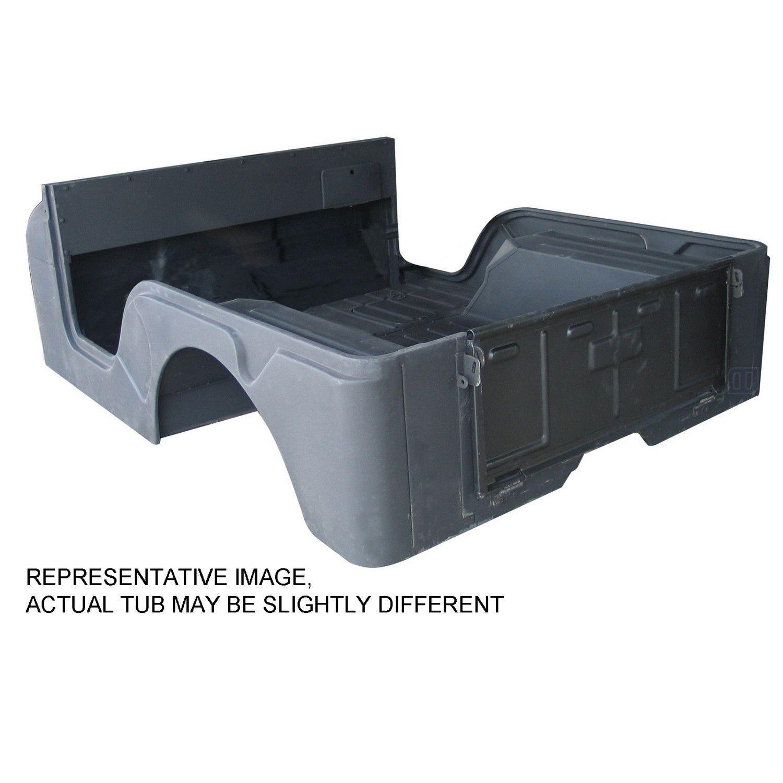 Reproduction steel body tub 72 75 jeep cj5