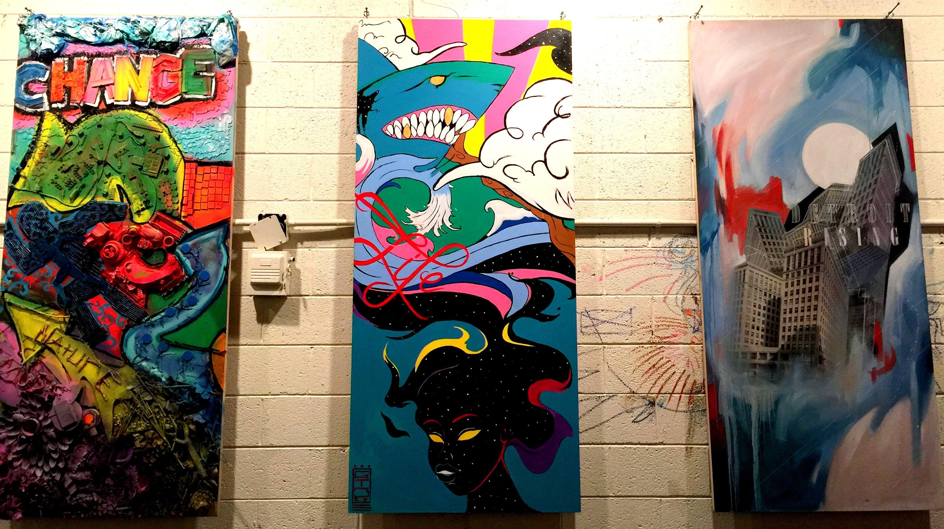 Detroit Door of Opportunity Exhibit at North End Studios & Detroit: Door of Opportunity Exhibit at North End Studios | Detroit ...