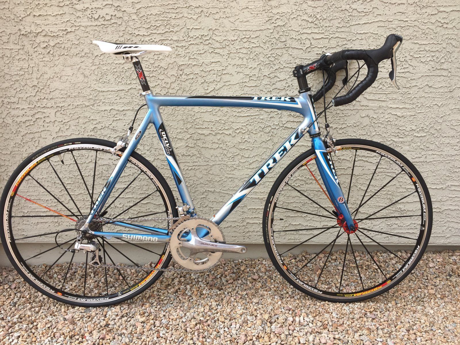 Trek Madone 5.9 SL OCLV Carbon 110 Dura Ace Road Bike size 60cm ...