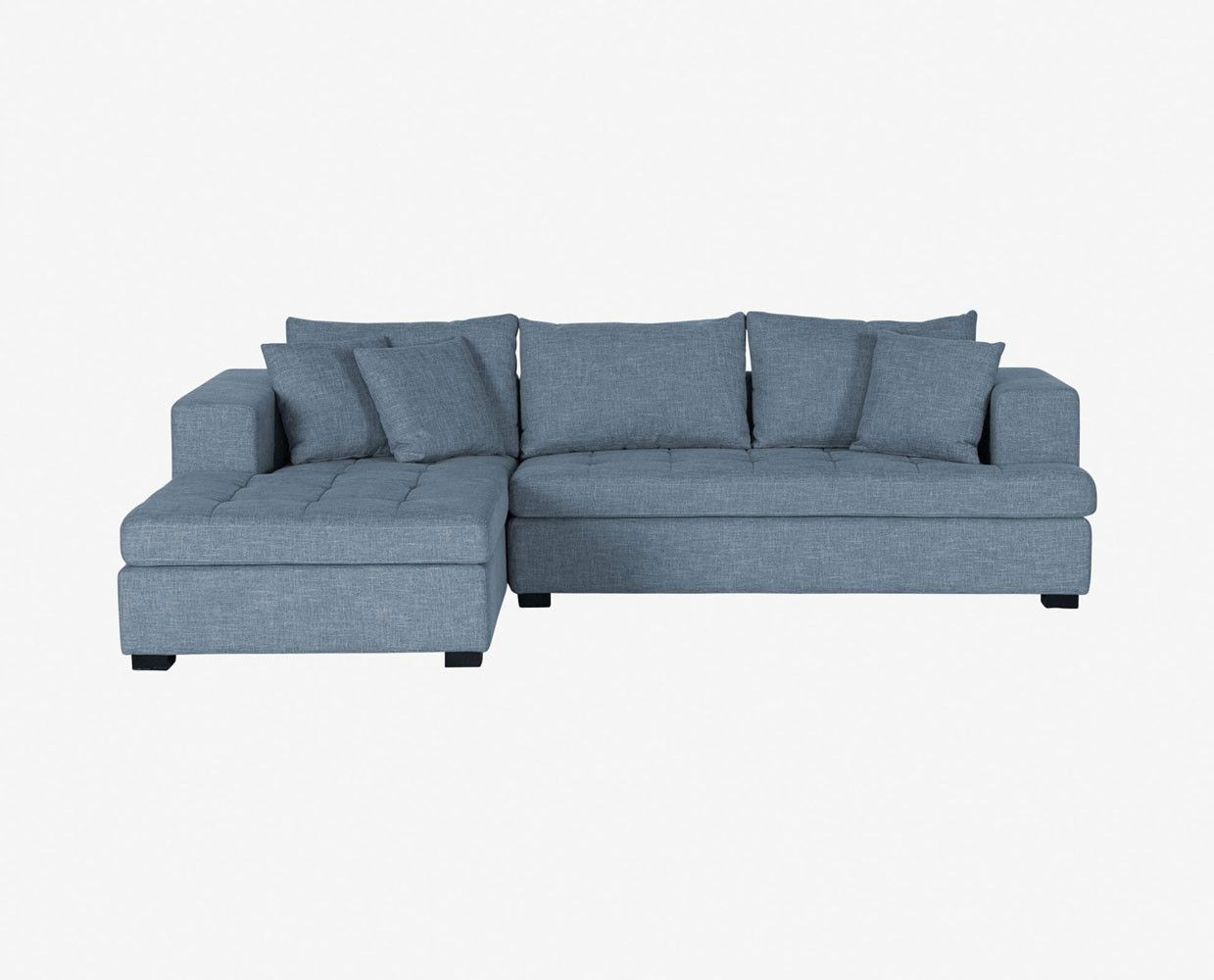 Dania Reversible Chaise Sectional