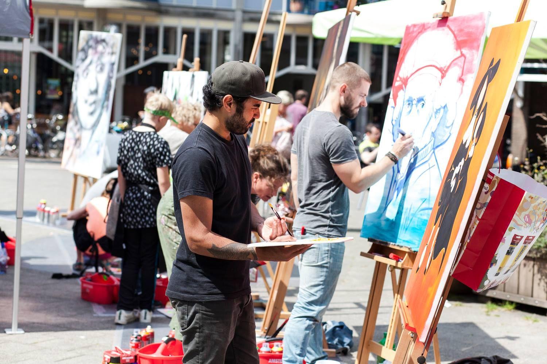 Rembrandt Art Festival 2016