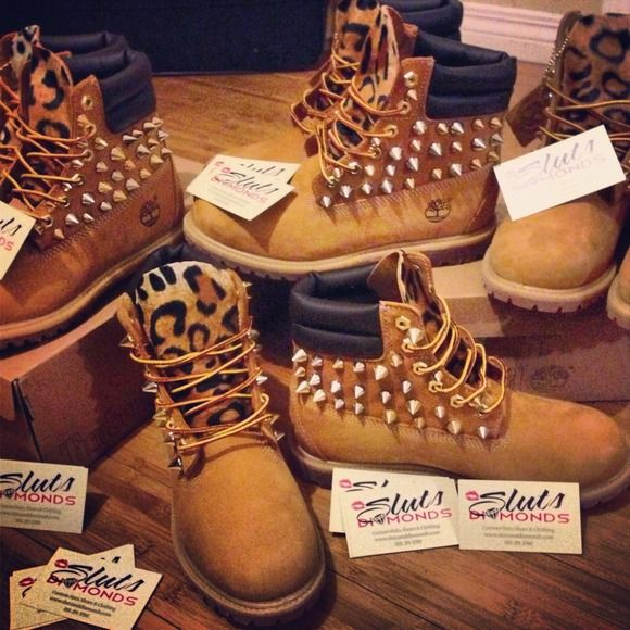 timberland boots womens leopard print