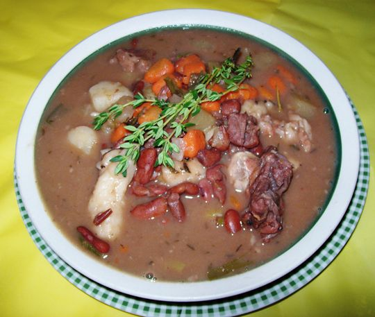 jamaican red peas soup my favorite soup ever in 2019