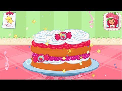 Strawberry Shortcake Bake Shop - Games for Kids - Android Gameplay  #Gamesforkids #BakeShop #