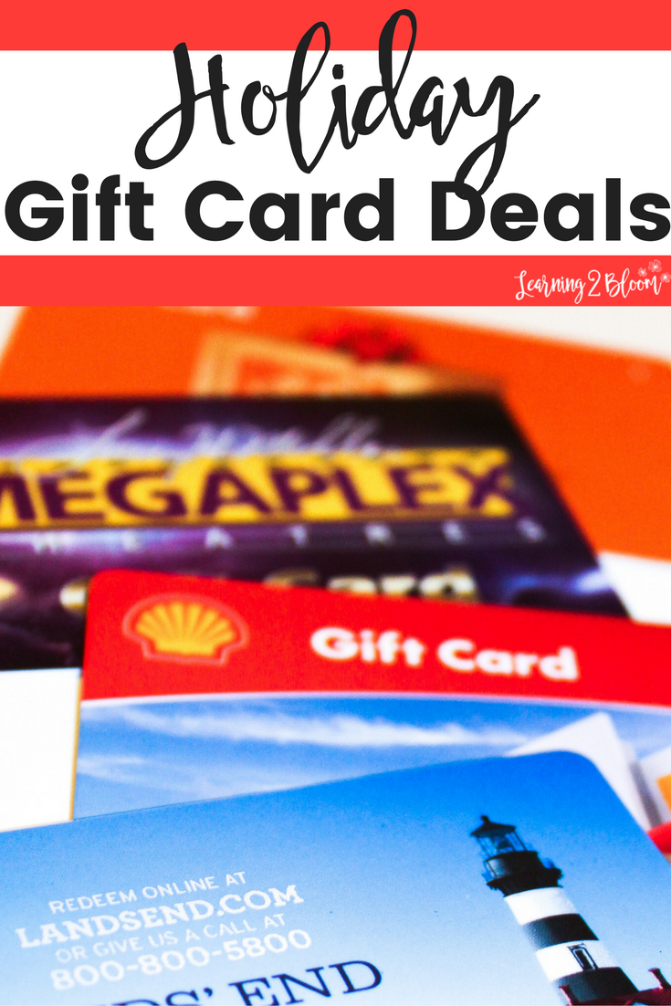 Black Friday Gift Card Deals | Gift card deals, Holidays and Gift