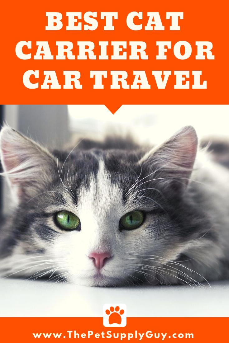Best Cat Carrier For Long Car Trips The Pet Supply Guy Cats Cat Carrier Long Car Trips