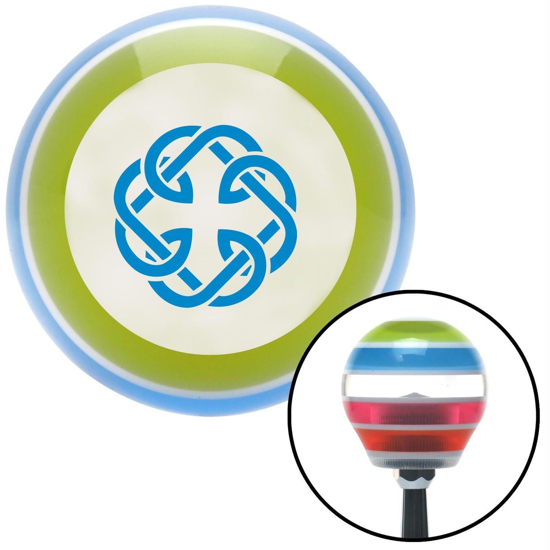 Blue celtic father daughter symbol stripe shift knob with m16 x 15 blue celtic father daughter symbol stripe shift knob with m16 x 15 insert biocorpaavc Images